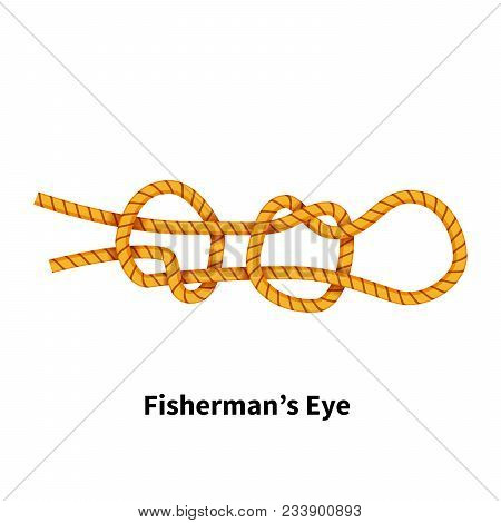 Fishermans Eye Sea Knot Bright