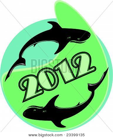 Sharks - New year 2012