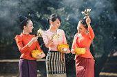 Songkran Festival poster