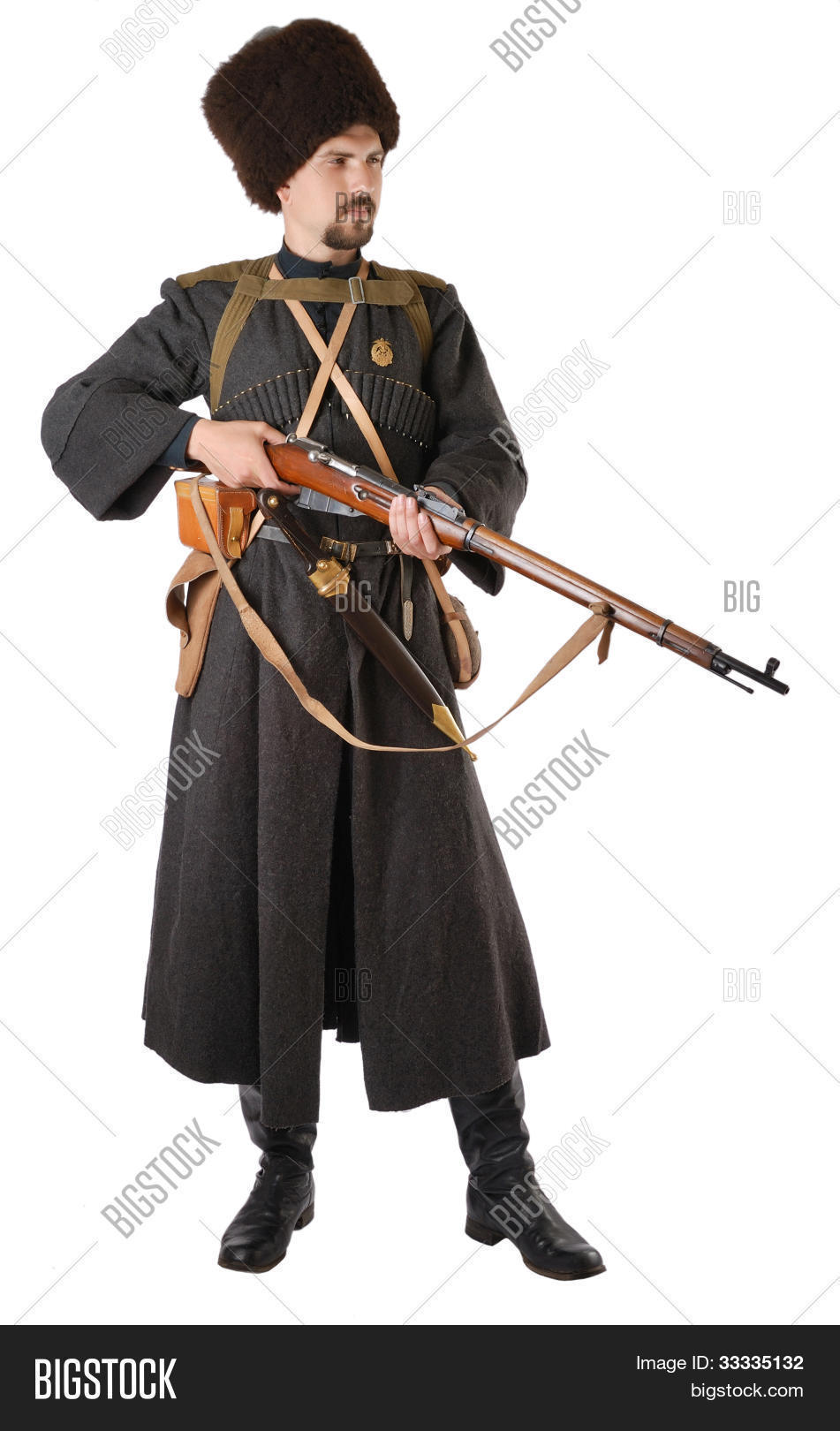 Костюм казака