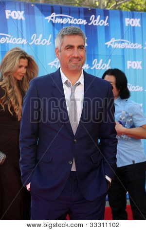 LOS ANGELES - MAY 23:  Taylor Hicks arrives at the