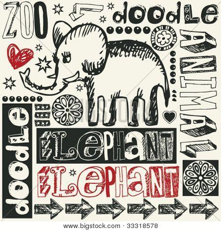 zoo doodles