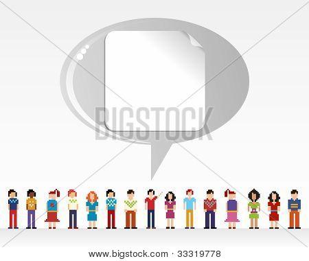 Global Social Media Network