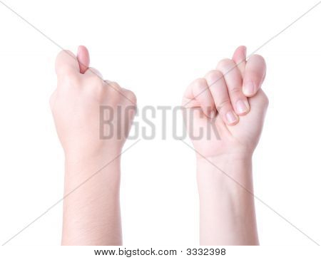 Fig Hand Sign