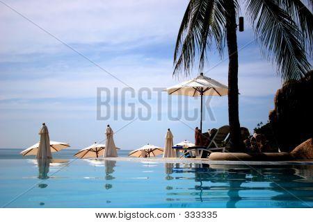 Thailand Pool Resort