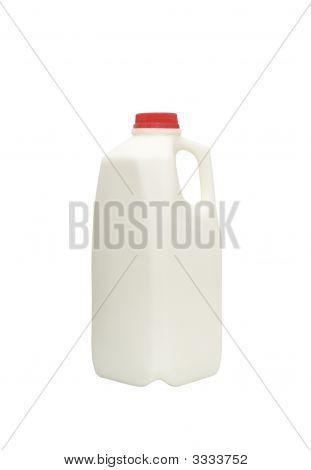 Bottle Of Fresh Milk
