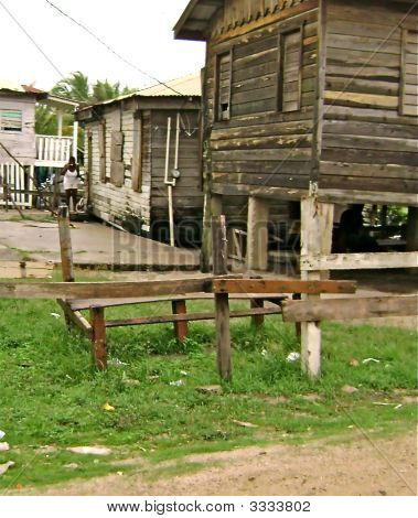 Poverty In Belize