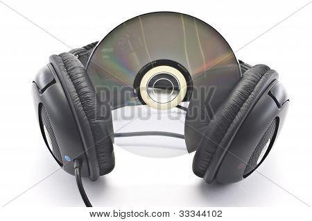 Headphones And Cd
