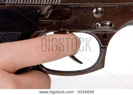 Gun Close-Up