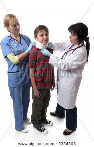 Injury Medical Neck Brace