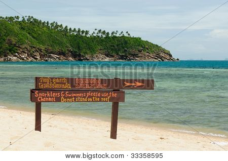 Thailand, Tropical Beach