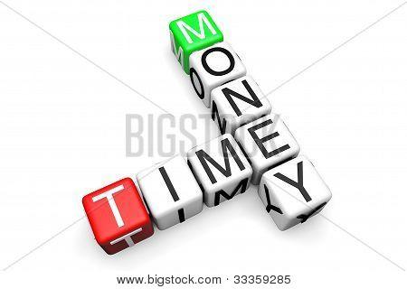 Time Is Money Blocks