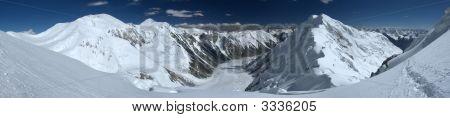 Pamir Glacier