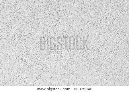 Fragment van wit gepleisterde muren