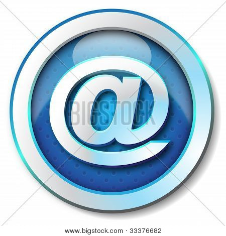 Snail adress web icon