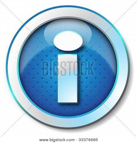 Info web icon