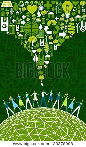 Green People Eco World
