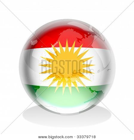 Crystal Sphere of Kurdistan