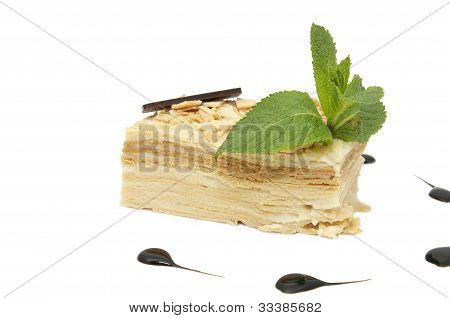 piece of layer cake