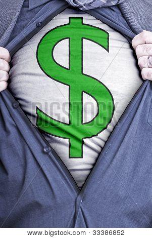 Businessman Dollar