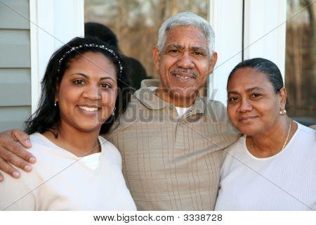 Minderheit Familie
