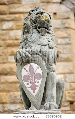 Florence's Lion