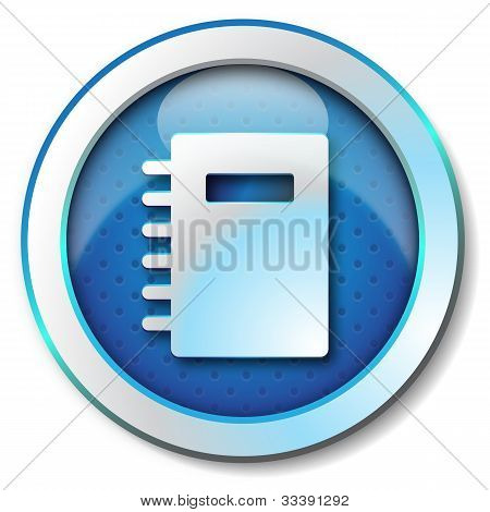 Adress book icon