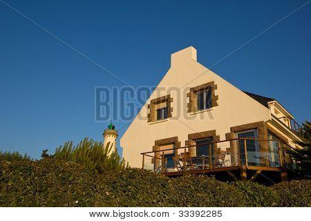 Brittany villa