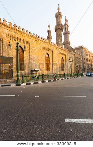 Al Azhar Madrasa Mosque Cairo V