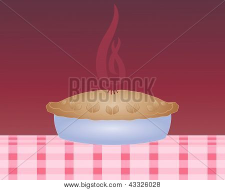 Steaming Pie
