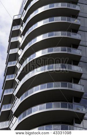 Moden Building
