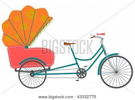 Rickshaw.