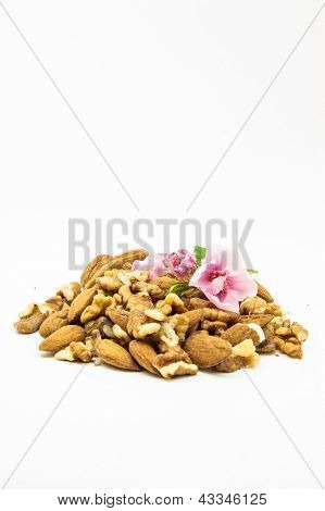 Almonds And Nuts