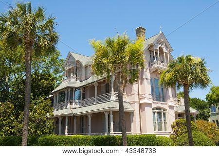 Charleston Victorian  House