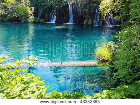 Nationalpark Plitvicer Seen (Kroatien)