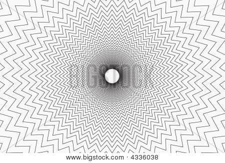 Texture Zigzag Lines