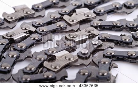 chain saw elements background