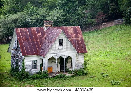 Very Old Country Home