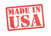 Made In Usa-Stempel