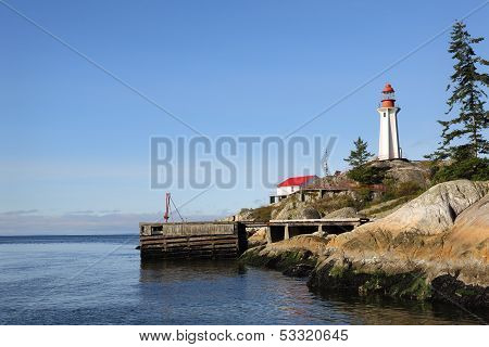 Point Atkinson Lighthouse, British Columbia