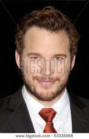 LOS ANGELES - NOV 3:  Chris Pratt at the