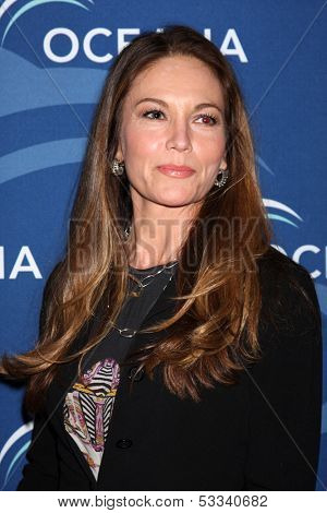 LOS ANGELES - OCT 30:  Diane Lane at the Oceana's Partners Awards Gala 2013 at Beverly Wilshire Hotel on October 30, 2013 in Beverly Hills, CA