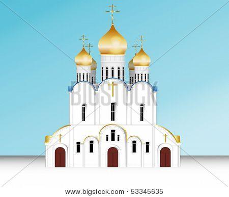 Cathedral of the Holy Trinity Petropavlovsk-Kamchatsky