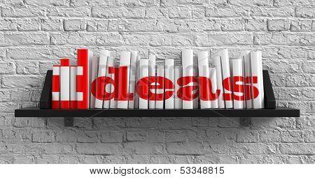 Ideas. Education Concept.