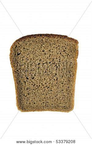 Piece Of Rye Bread