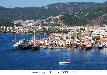 Turkish Resort Town