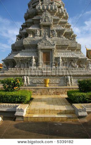 Buddhist Monument, Cambodia