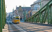 The Yellow Tram