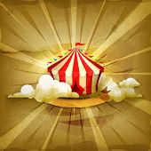 picture of canopy  - Circus - JPG