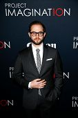 NEW YORK- OCT 24: Director Julian Higgins attends the premiere of Canon's 'Project Imaginat10n' Film